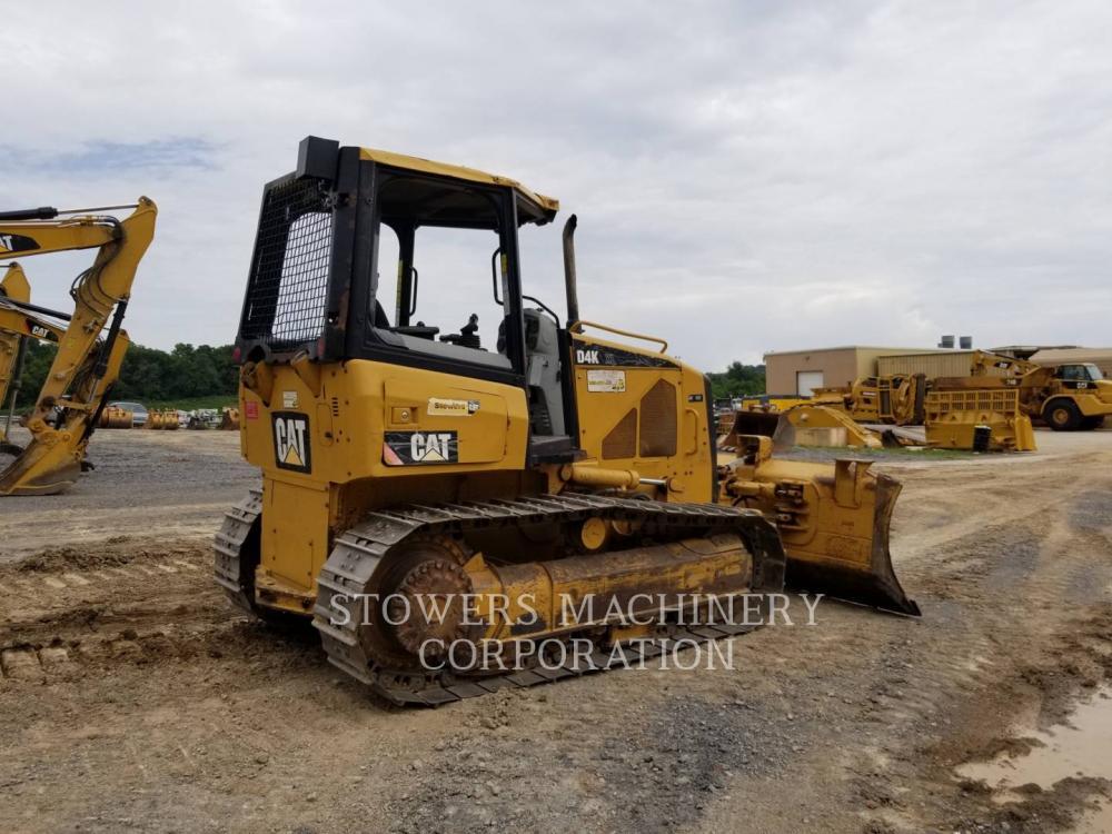 Detail photo of 2007 Caterpillar D4K XL from Construction Equipment Guide