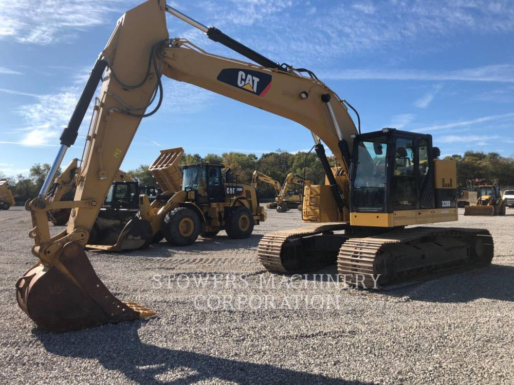 Detail photo of 2014 Caterpillar 328 from Construction Equipment Guide