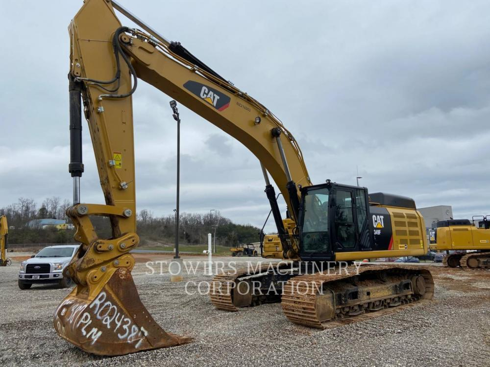 Detail photo of 2017 Caterpillar 349E from Construction Equipment Guide