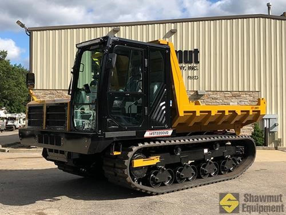 Detail photo of 2019 Morooka MST2200VD from Construction Equipment Guide