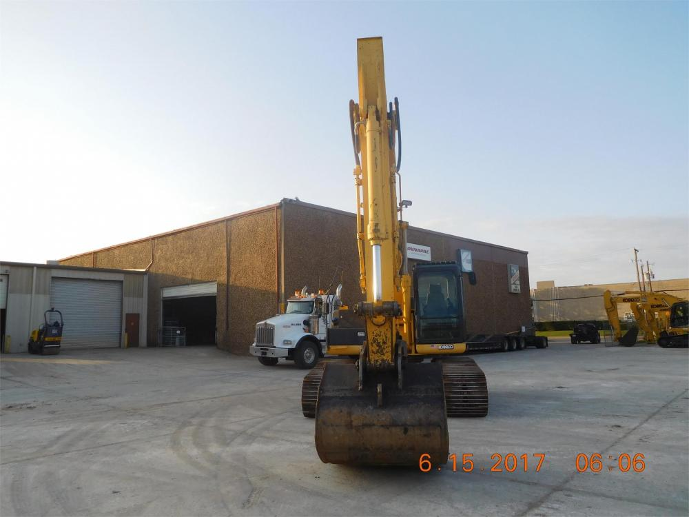 Detail photo of 2012 Kobelco SK260 LC-9 from Construction Equipment Guide