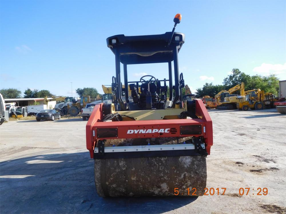 Detail photo of 2011 Dynapac CC384HF from Construction Equipment Guide