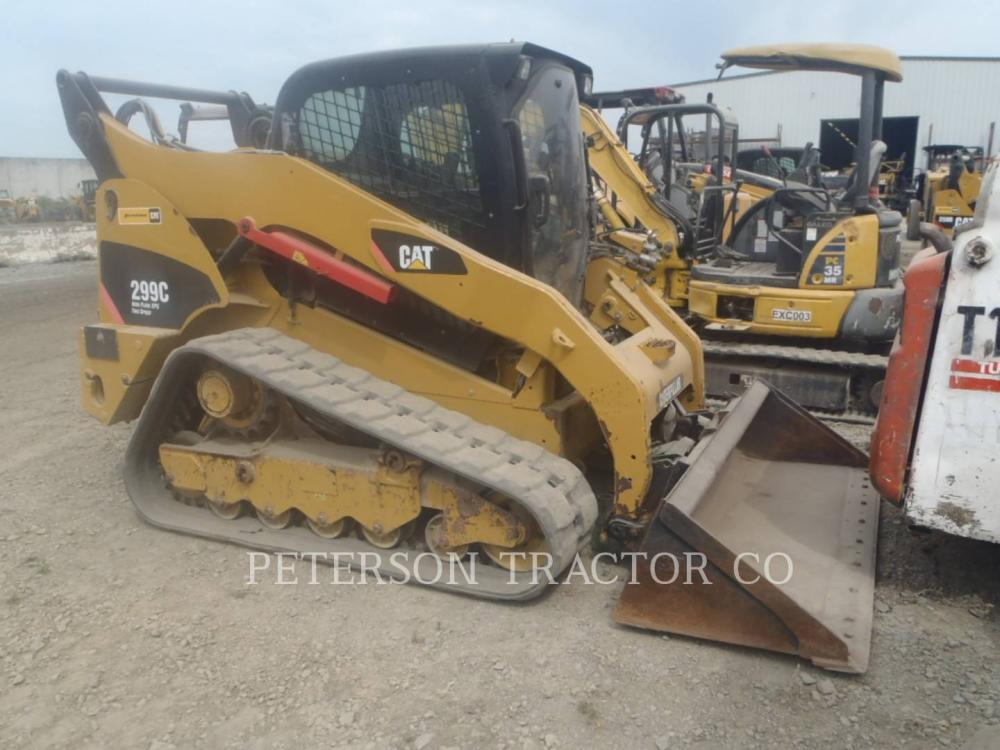 Detail photo of 2011 Caterpillar 299C from Construction Equipment Guide