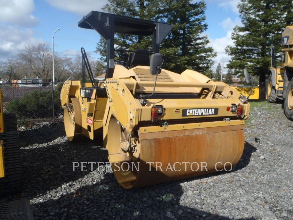 Detail photo of 2010 Caterpillar CB54 from Construction Equipment Guide