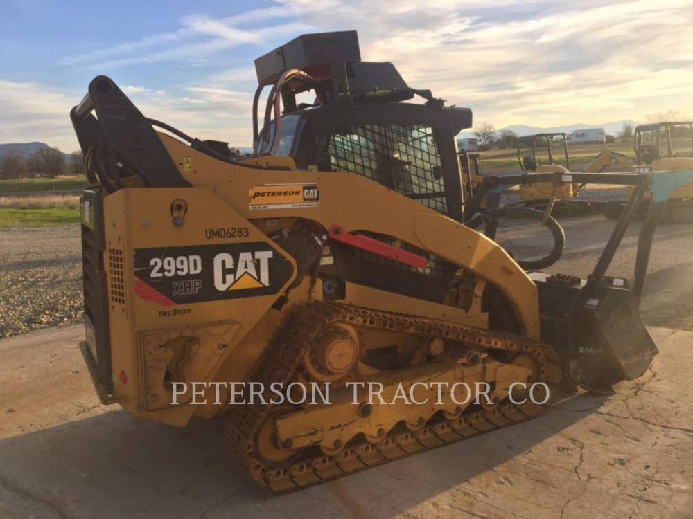 Detail photo of 2012 Caterpillar 299D XHP from Construction Equipment Guide