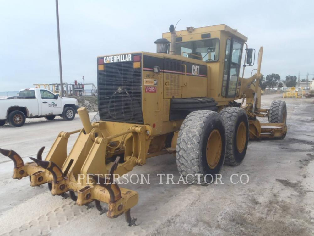 Detail photo of 2007 Caterpillar 140H from Construction Equipment Guide