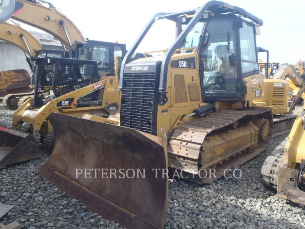 Detail photo of 2013 Caterpillar D5K XL II from Construction Equipment Guide
