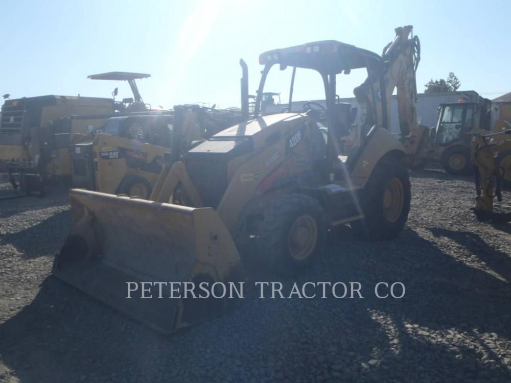 Detail photo of 2014 Caterpillar 420F from Construction Equipment Guide
