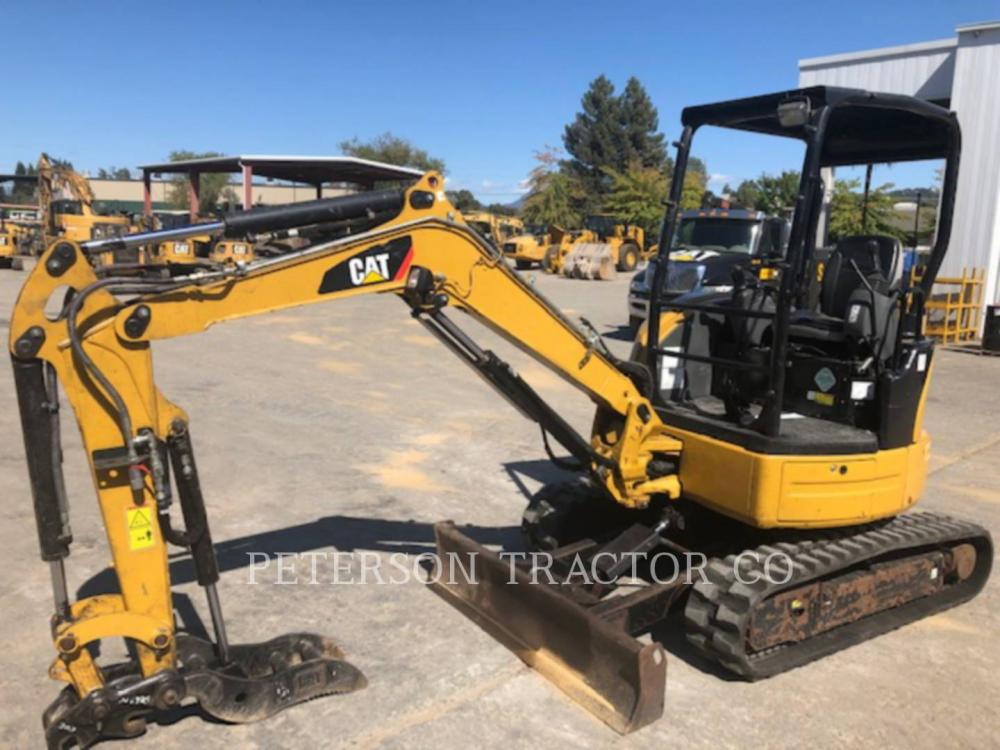 Detail photo of 2017 Caterpillar 303E CR from Construction Equipment Guide