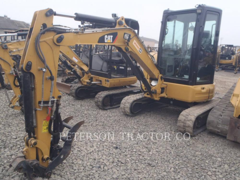 Detail photo of 2015 Caterpillar 303.5E2 from Construction Equipment Guide