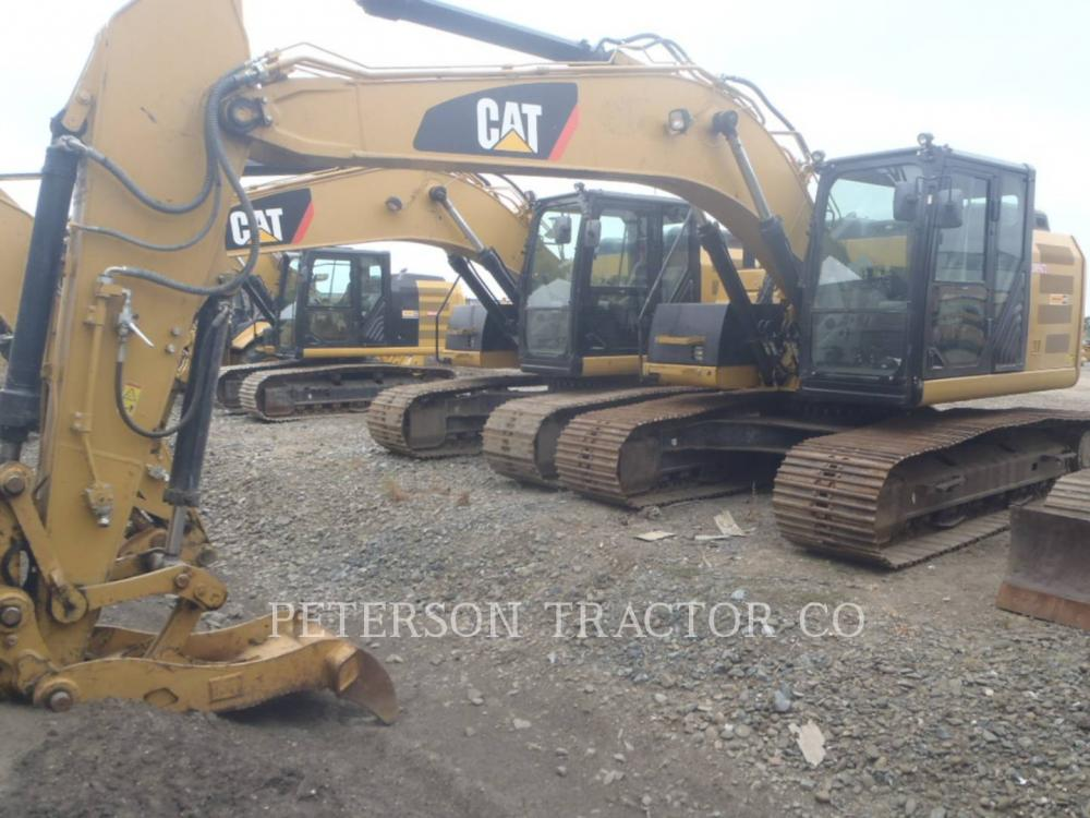 Detail photo of 2015 Caterpillar 320E RR from Construction Equipment Guide