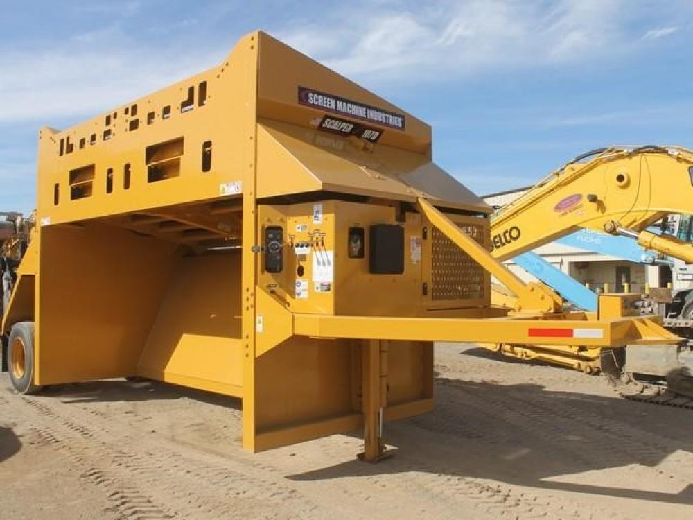 Detail photo of 2017 Screen Machine SCALPER 107D from Construction Equipment Guide