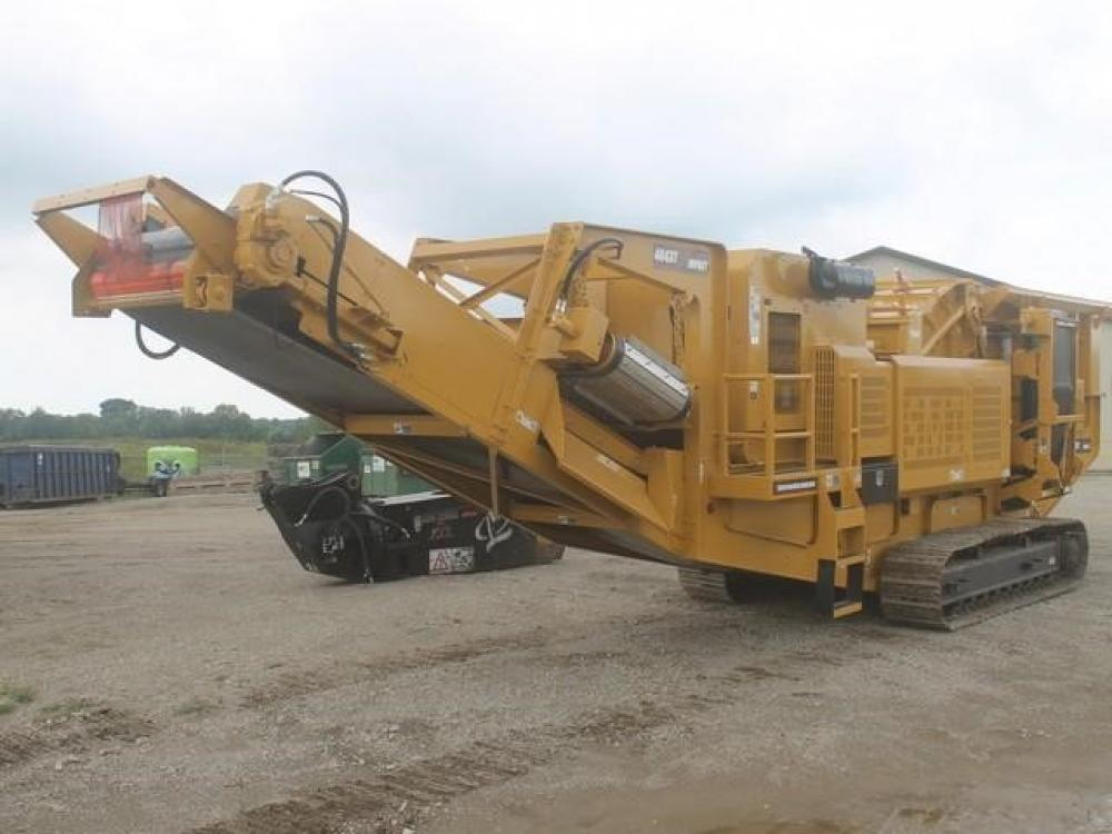 Detail photo of 2017 Screen Machine 4043T from Construction Equipment Guide