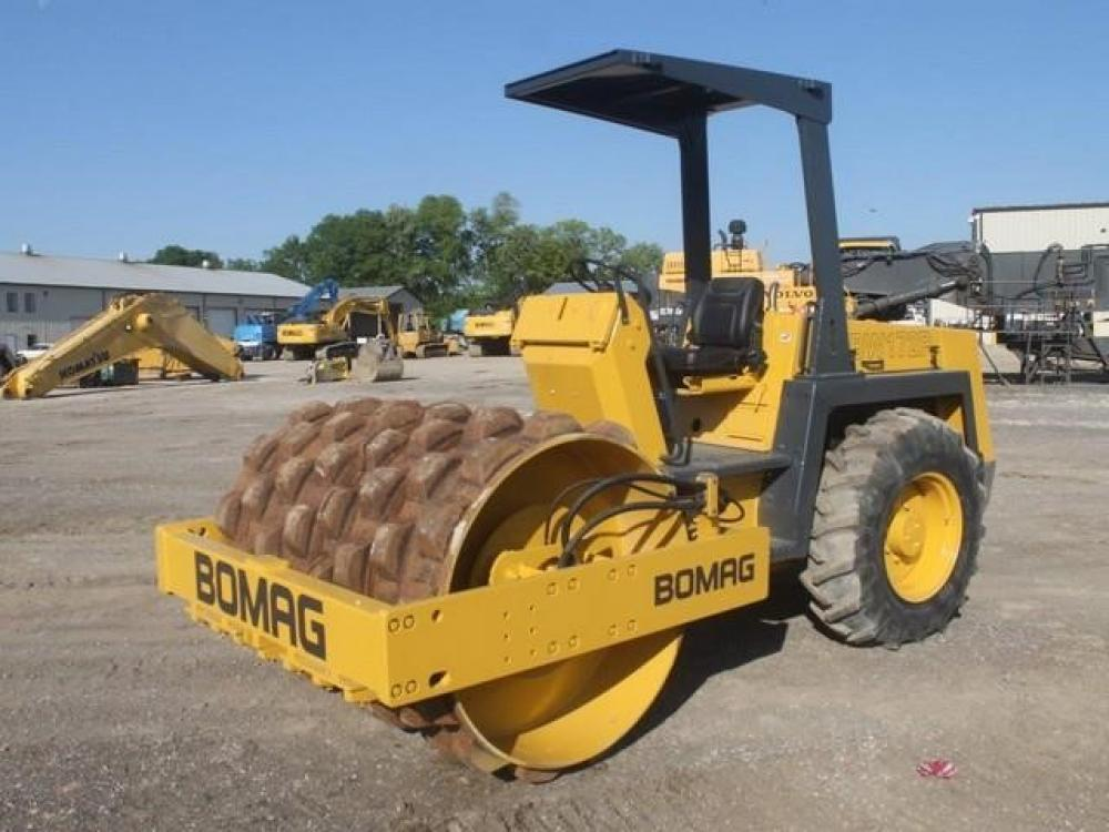 Detail photo of 1990 Bomag BW 172 PD from Construction Equipment Guide