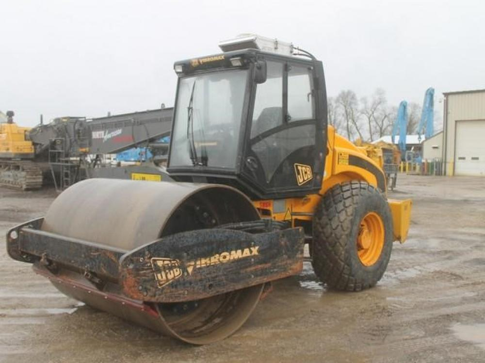 Detail photo of 2006 JCB VIBROMAX VM115D from Construction Equipment Guide