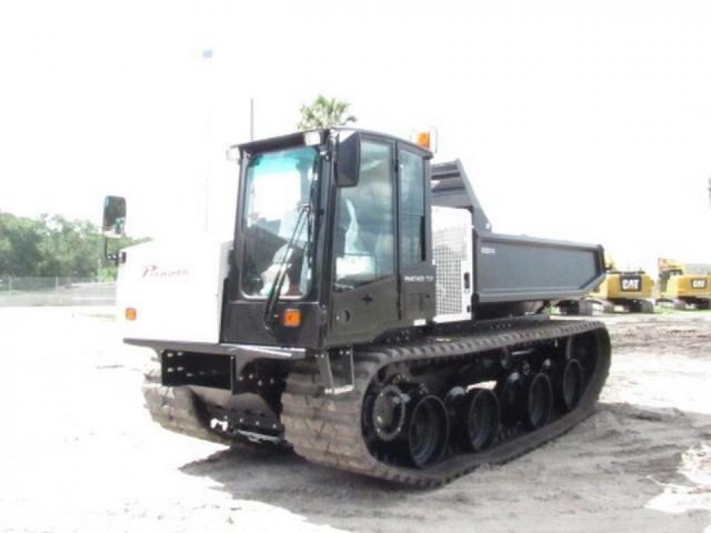 Detail photo of 2018 Prinoth PANTHER T12 from Construction Equipment Guide