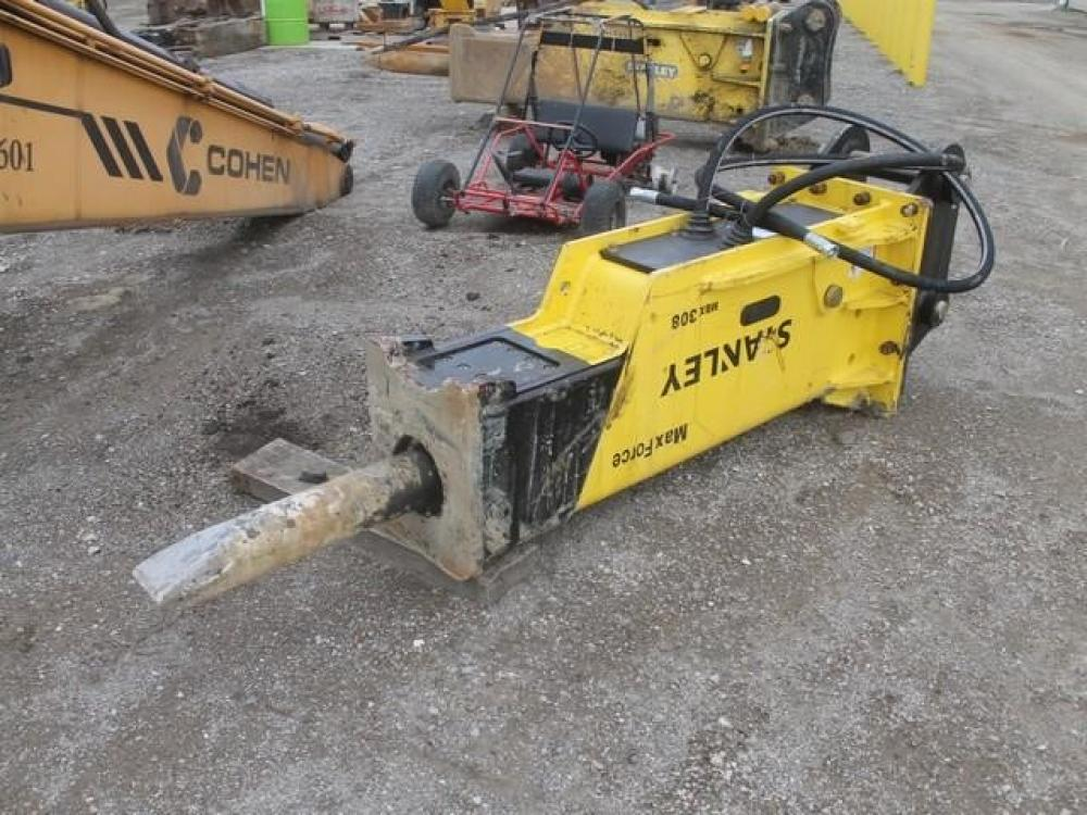 Detail photo of 2017 Stanley MBX308 from Construction Equipment Guide