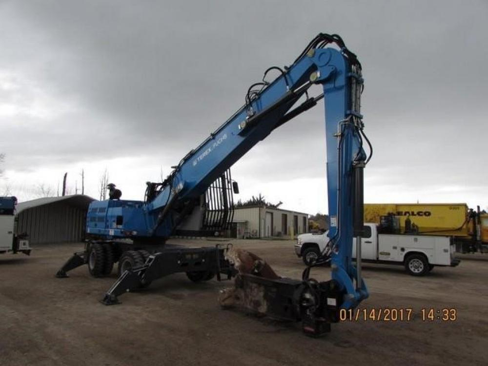 Detail photo of 2017 Fuchs MHL335 from Construction Equipment Guide