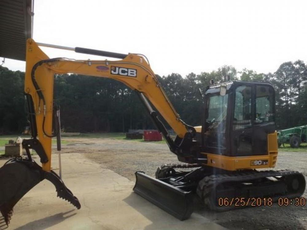 Detail photo of 2017 JCB 90Z-1 from Construction Equipment Guide