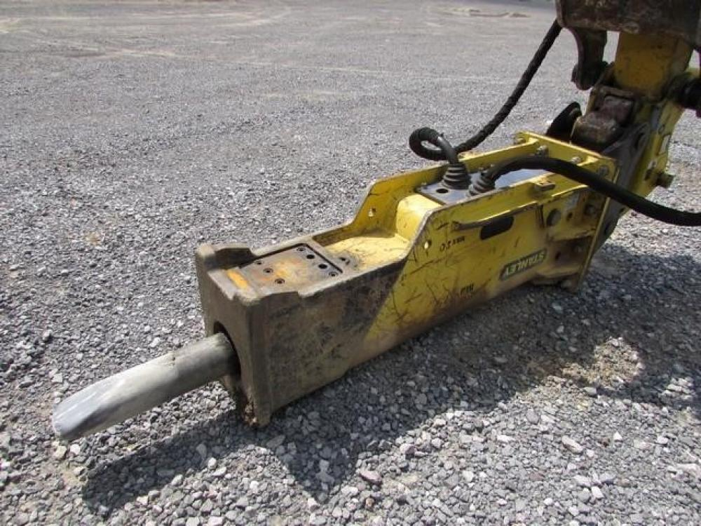 Detail photo of 2015 Stanley MBX208 from Construction Equipment Guide