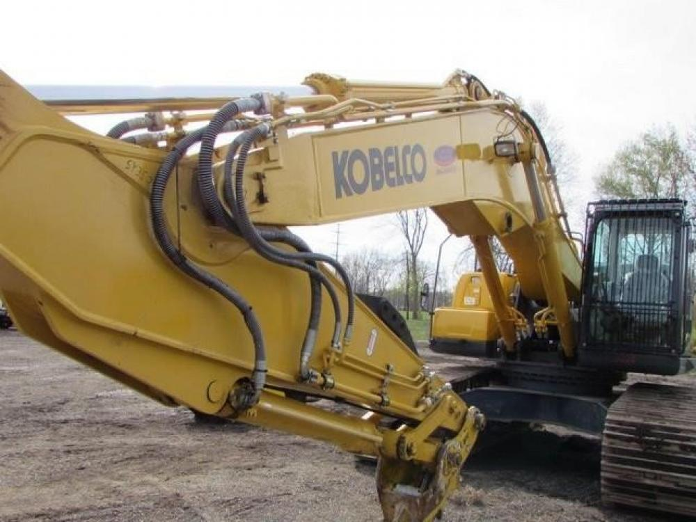 Detail photo of 2015 Kobelco SK350 LC-9E from Construction Equipment Guide