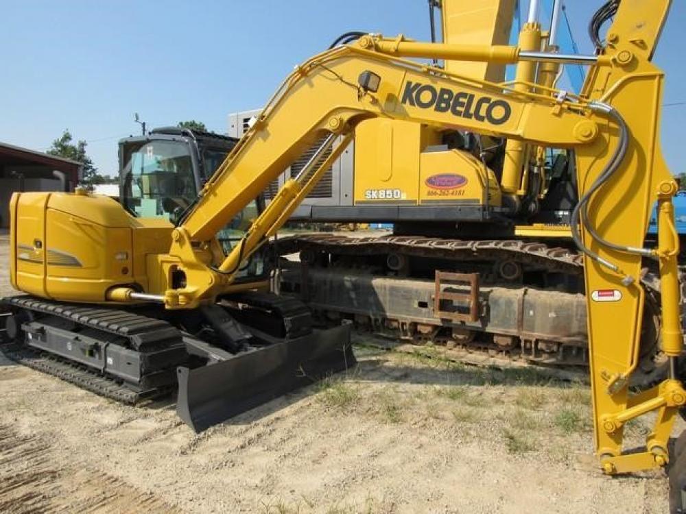 Detail photo of 2016 Kobelco SK85CS-3E from Construction Equipment Guide