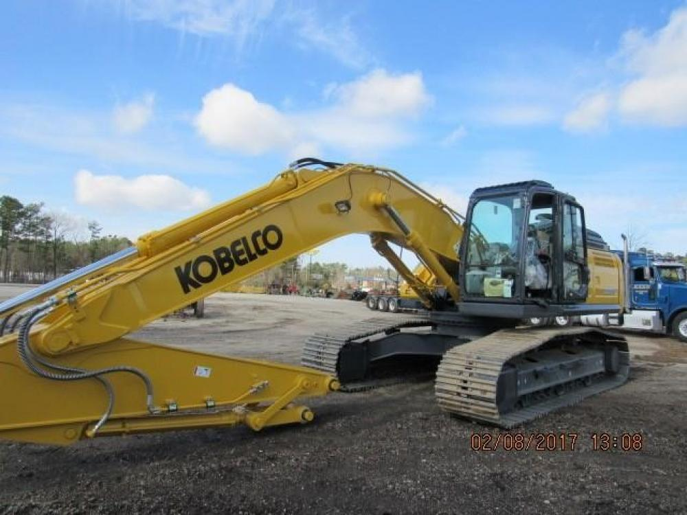 Detail photo of 2017 Kobelco SK300 LC-10 from Construction Equipment Guide