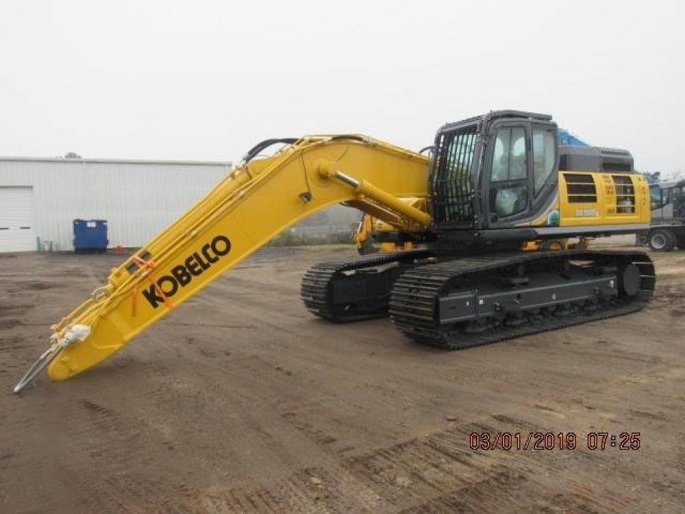 2019 Kobelco SK500 LC-10 For Sale (21038098) from Company Wrench