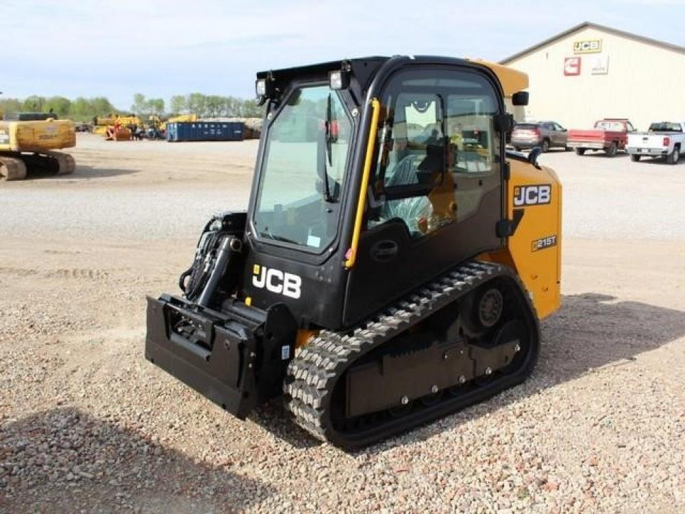 Detail photo of 2019 JCB 215T from Construction Equipment Guide