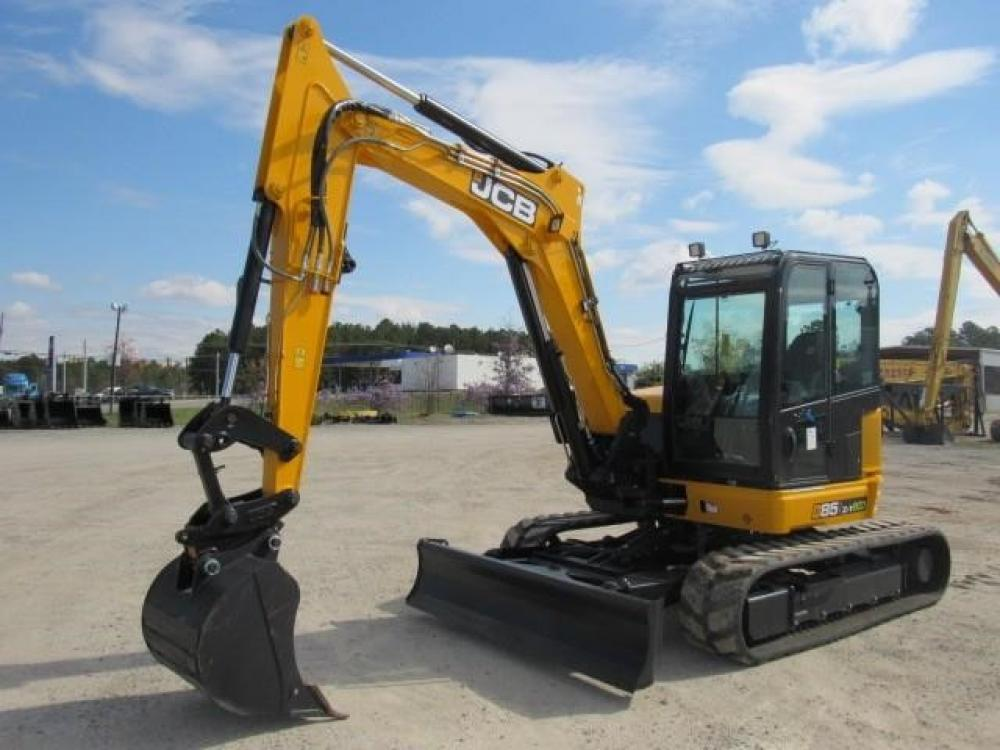 Detail photo of 2018 JCB 85Z-1 from Construction Equipment Guide