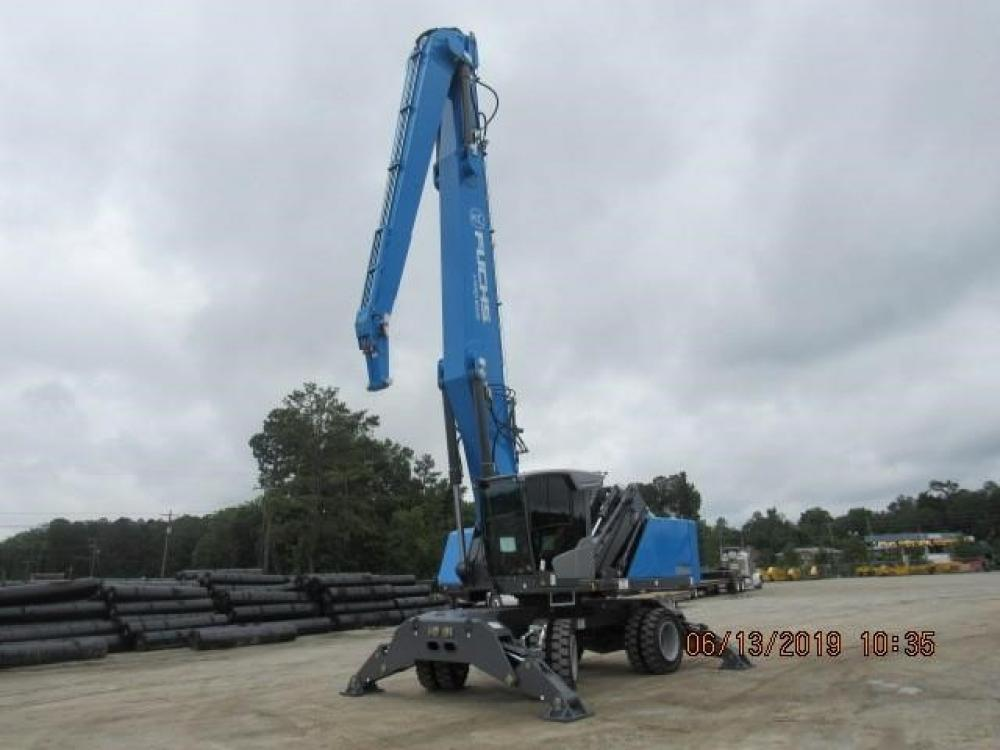 Detail photo of 2019 Fuchs MHL360F from Construction Equipment Guide