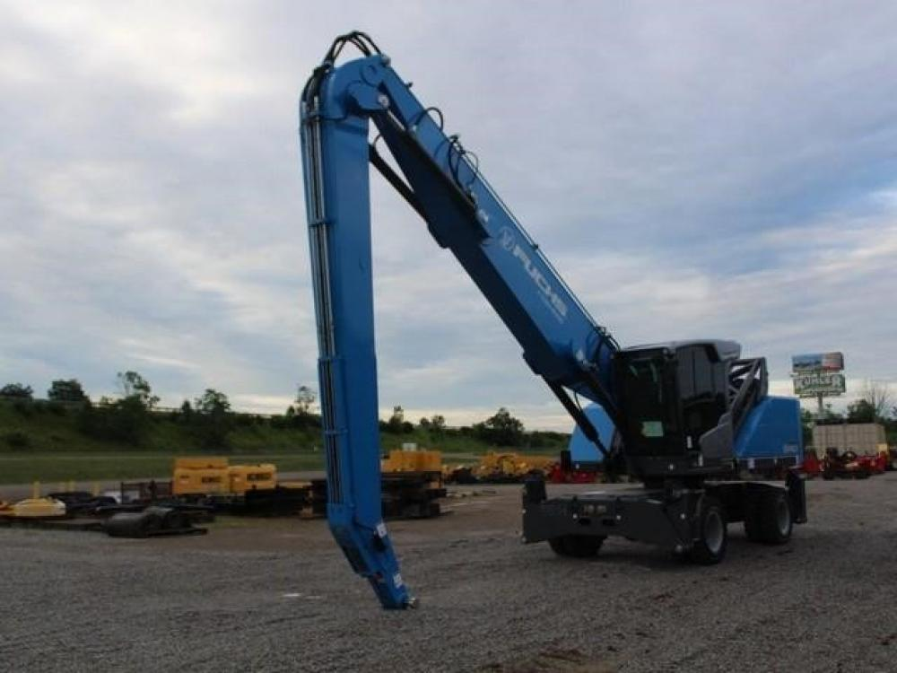 Detail photo of 2019 Fuchs MHL340F from Construction Equipment Guide
