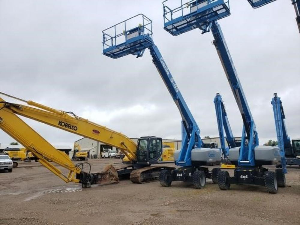 Detail photo of 2019 Genie S-65 from Construction Equipment Guide