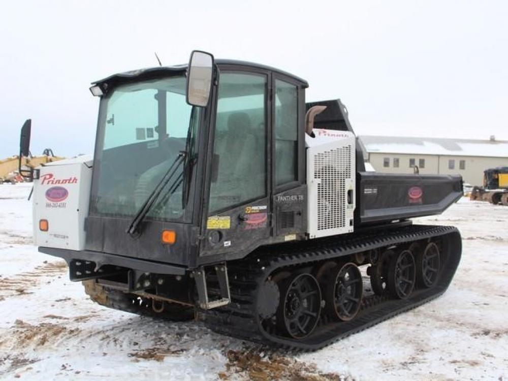 Detail photo of 2017 Prinoth PANTHER T8 from Construction Equipment Guide
