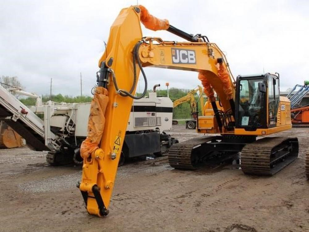 Detail photo of 2019 JCB 220X LC from Construction Equipment Guide