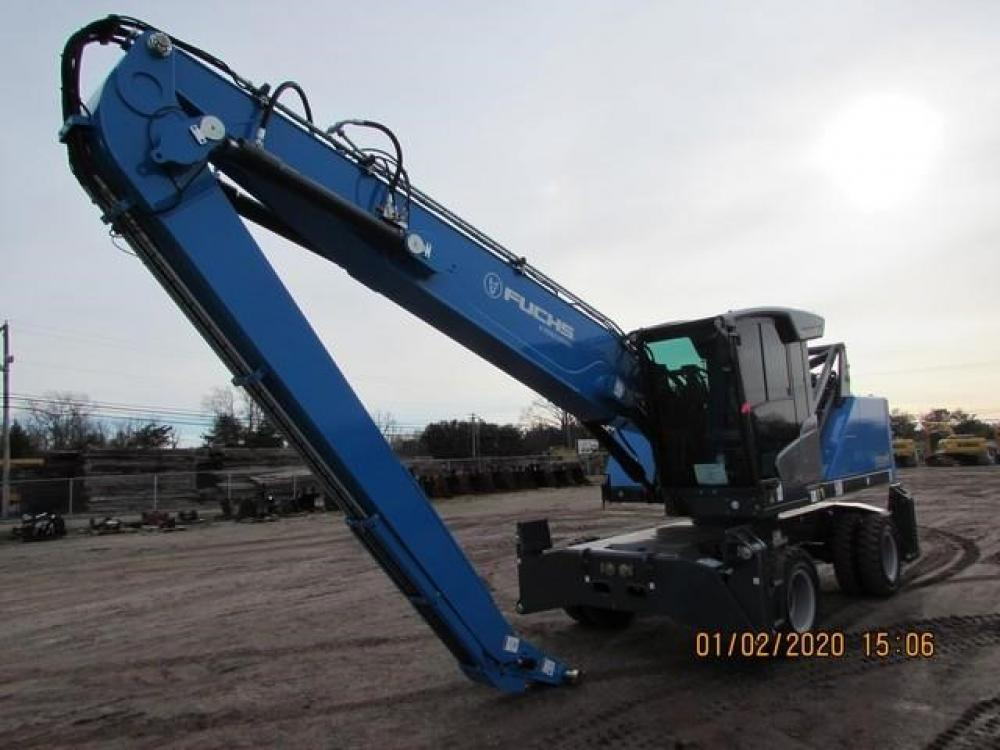 Detail photo of 2019 Fuchs MHL 335 from Construction Equipment Guide