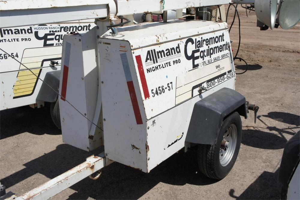 Detail photo of 2002 Allmand NIGHT-LITE PRO from Construction Equipment Guide