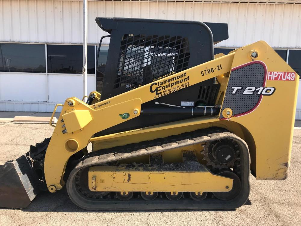Detail photo of 2016 Yanmar T210-1 from Construction Equipment Guide