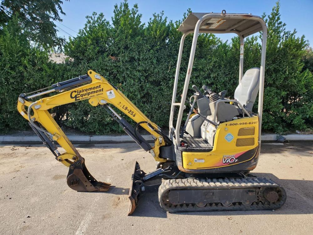 Detail photo of 2015 Yanmar VIO17-A from Construction Equipment Guide