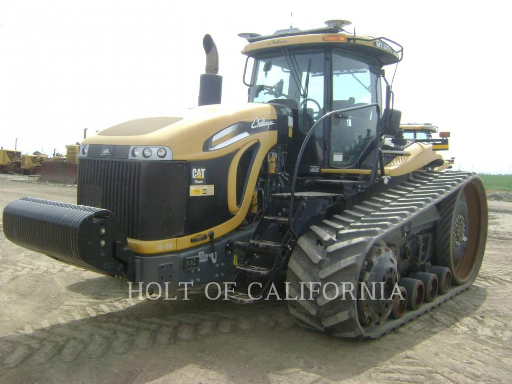Detail photo of 2009 Challenger MT845C    GT10794 from Construction Equipment Guide