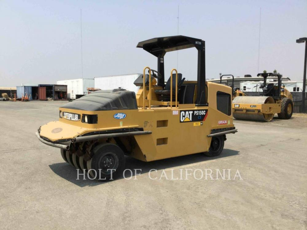 Detail photo of 2012 Caterpillar PS150C from Construction Equipment Guide