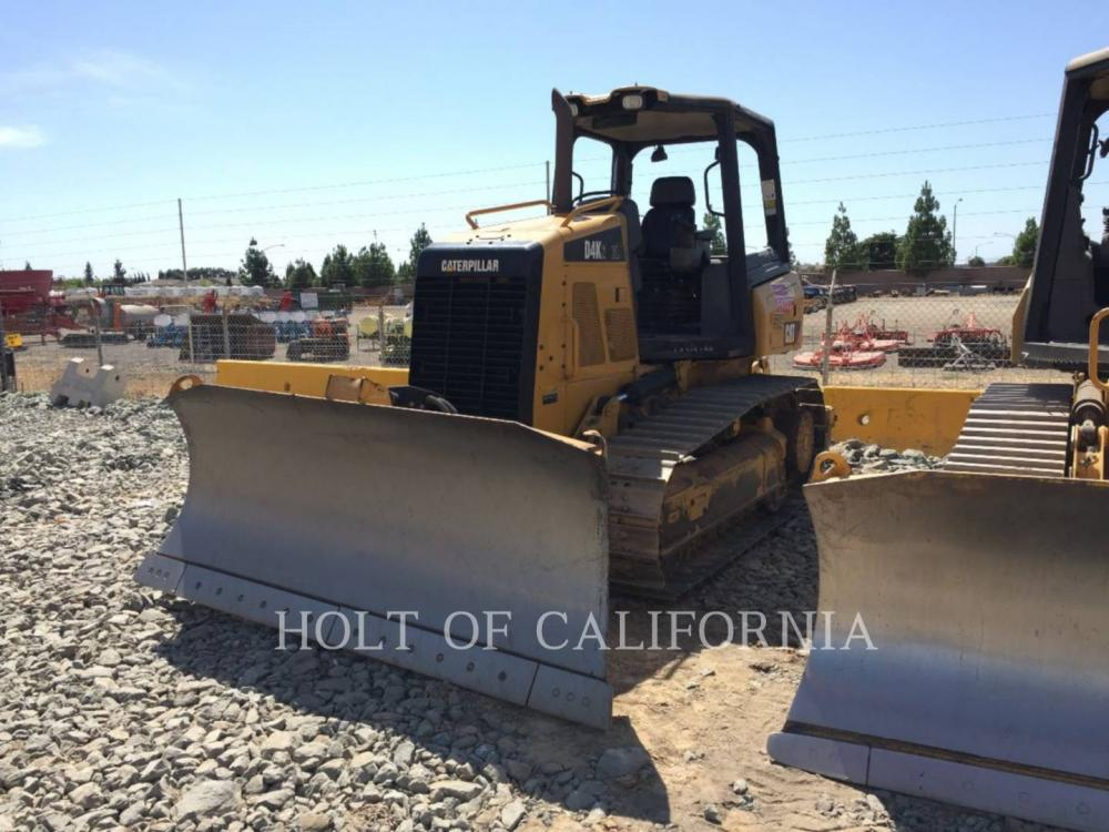 Detail photo of 2015 Caterpillar D4K XL II from Construction Equipment Guide