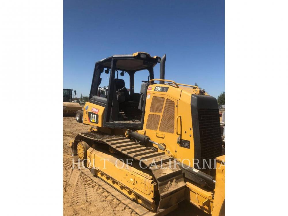 Detail photo of 2018 Caterpillar D5K2 from Construction Equipment Guide