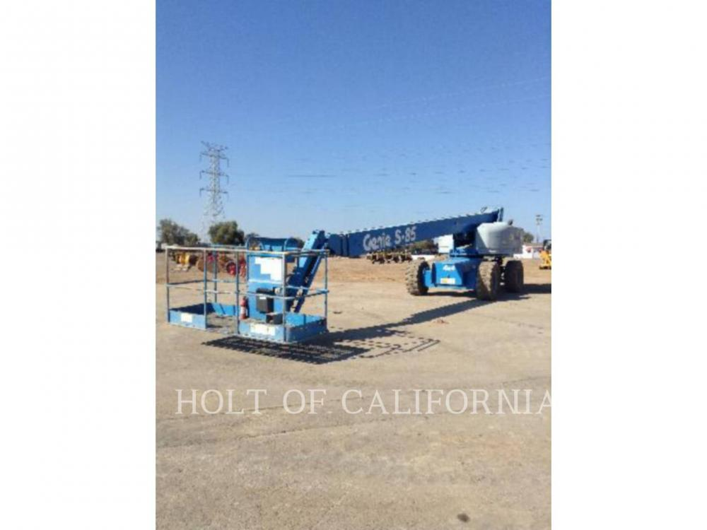 Detail photo of 2005 Genie BOOM S85 from Construction Equipment Guide