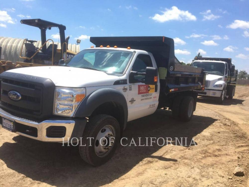 Detail photo of 2016 Ford DUMPTRUCK 3 from Construction Equipment Guide