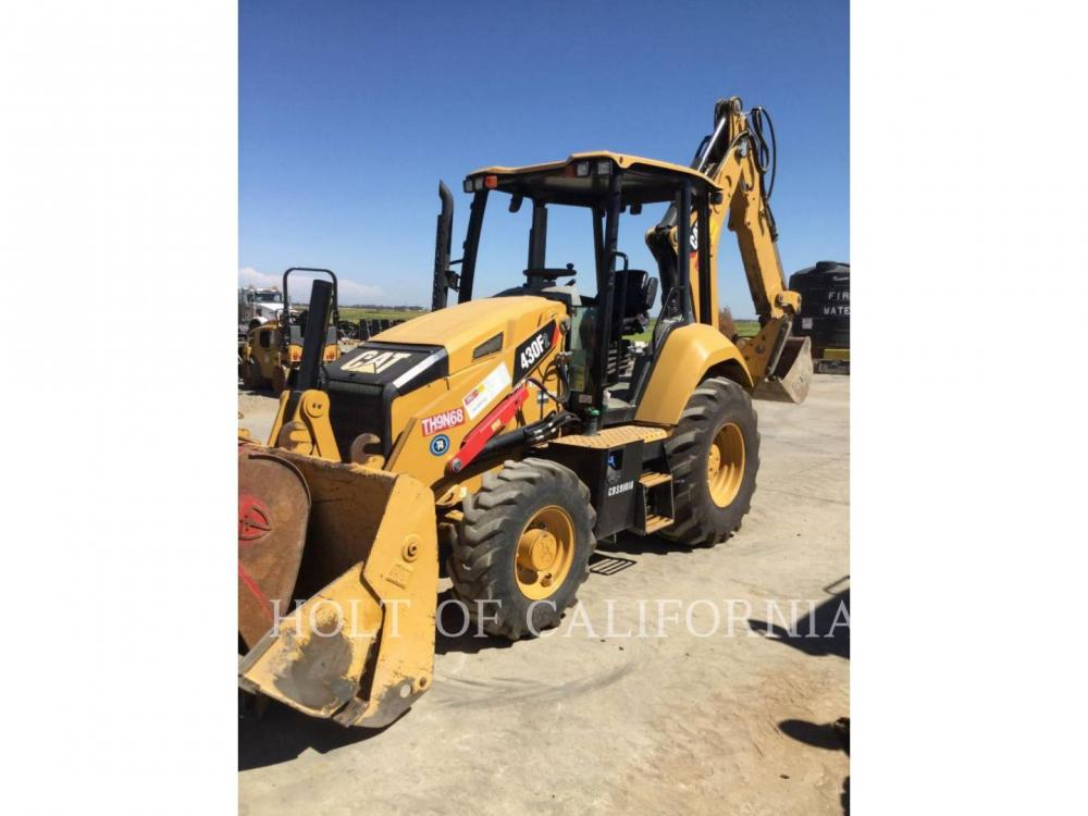 Detail photo of 2016 Caterpillar 430F2 from Construction Equipment Guide