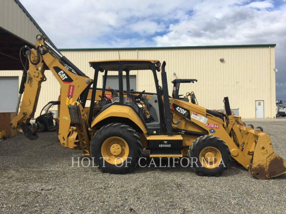 Detail photo of 2016 Caterpillar 420F from Construction Equipment Guide