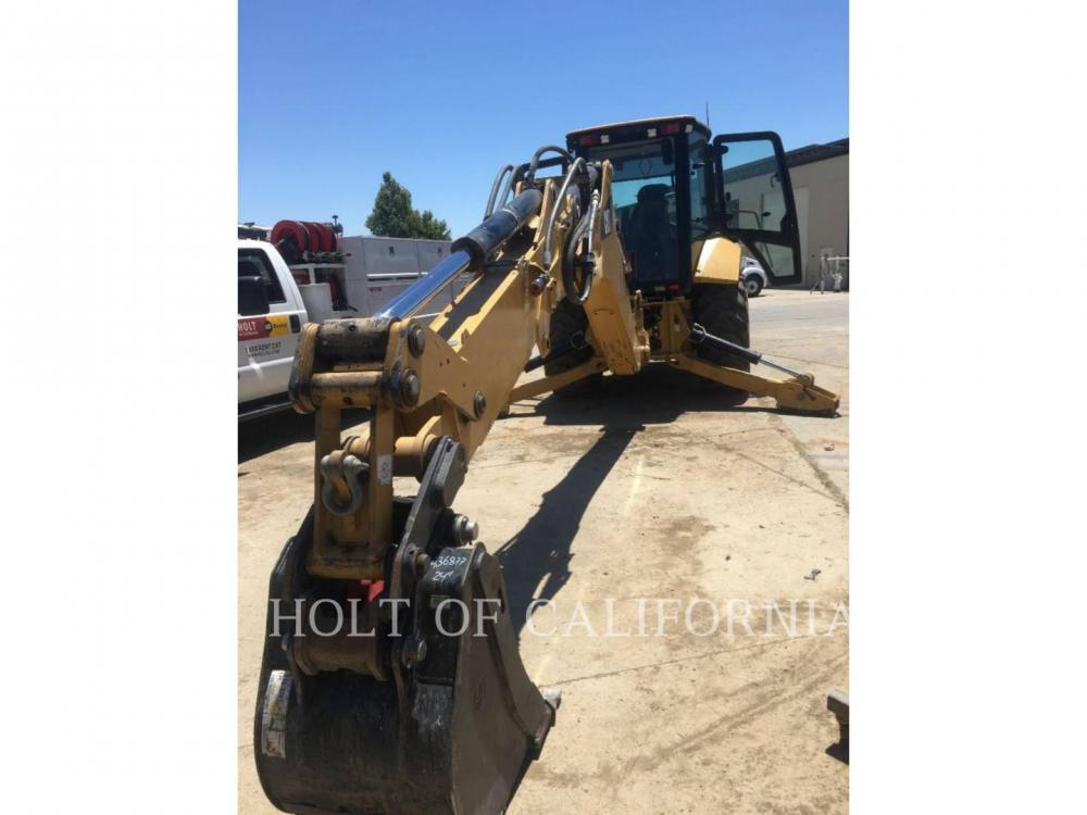 Detail photo of 2017 Caterpillar 430F2 HRC from Construction Equipment Guide