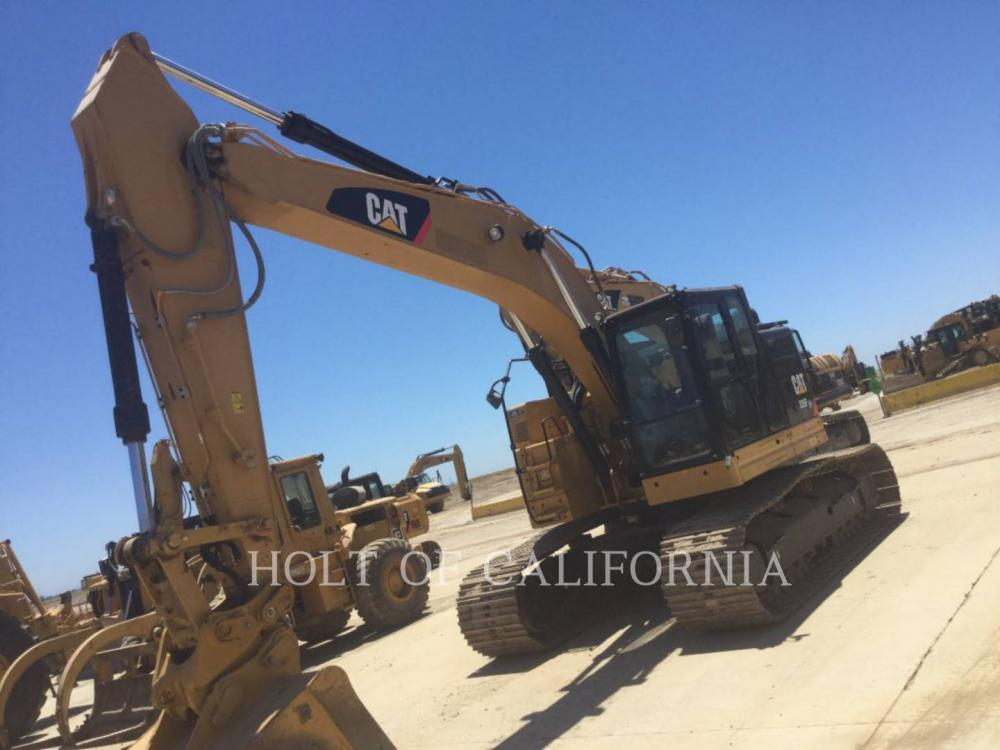 Detail photo of 2015 Caterpillar 335F CR from Construction Equipment Guide