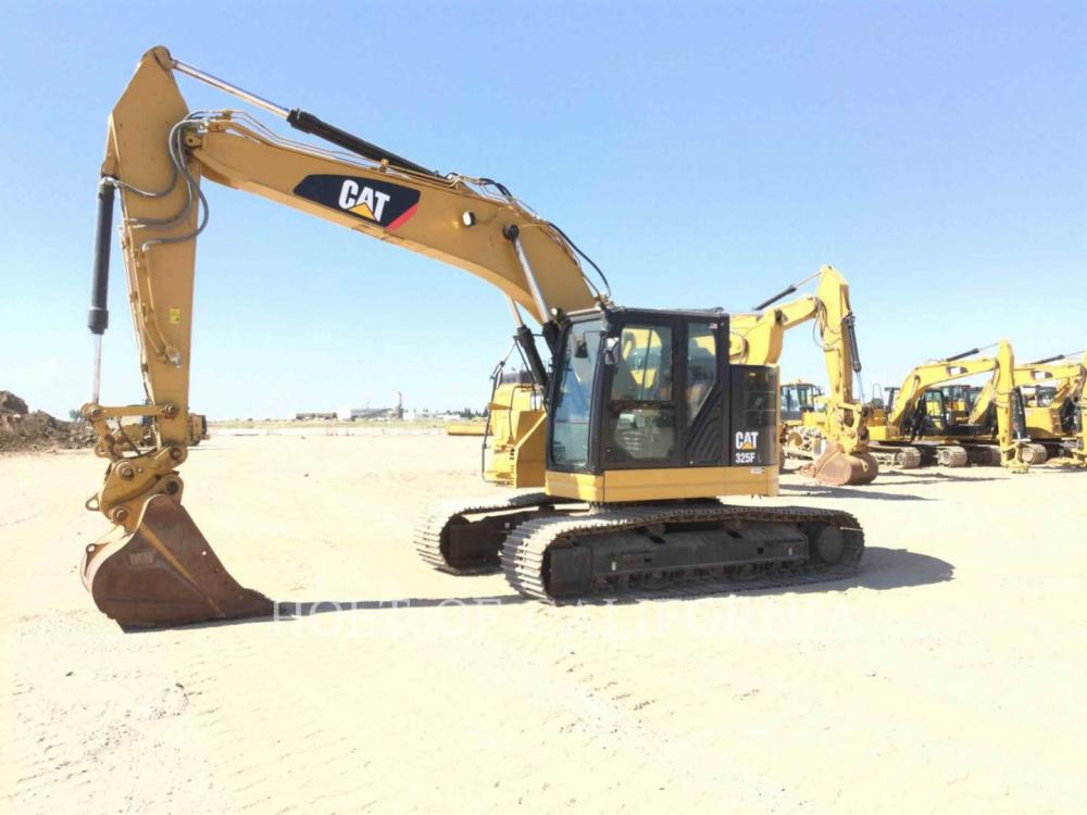 Detail photo of 2016 Caterpillar 325F from Construction Equipment Guide